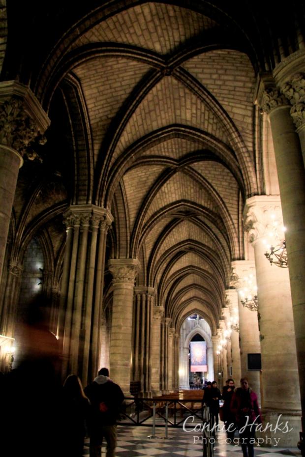 Notre Dame © Connie Hanks 2013