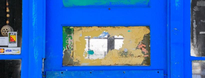 Connie Hanks Photography // ClickyChickCreates.com // doors of Balboa Park, Spanish Village, artists