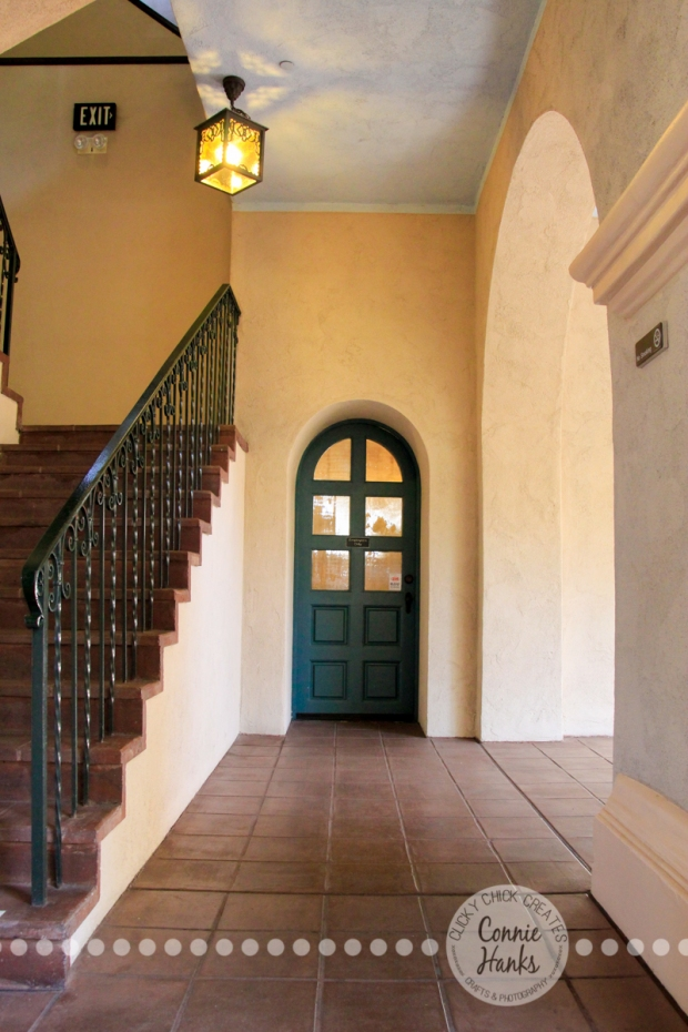 Connie Hanks Photography // ClickyChickCreates.com // doors of Balboa Park, Spanish Village, International Cottages, Junior Theater