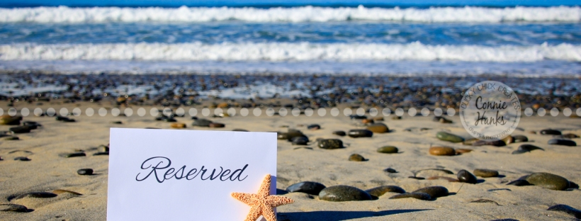 Connie Hanks Photography // ClickyChickCreates.com // Pacific Ocean, southern California, beach, starfish, sea star, reserved, #CY365, waves, foam, sand, rock, pebbles, sunny, sunshine,