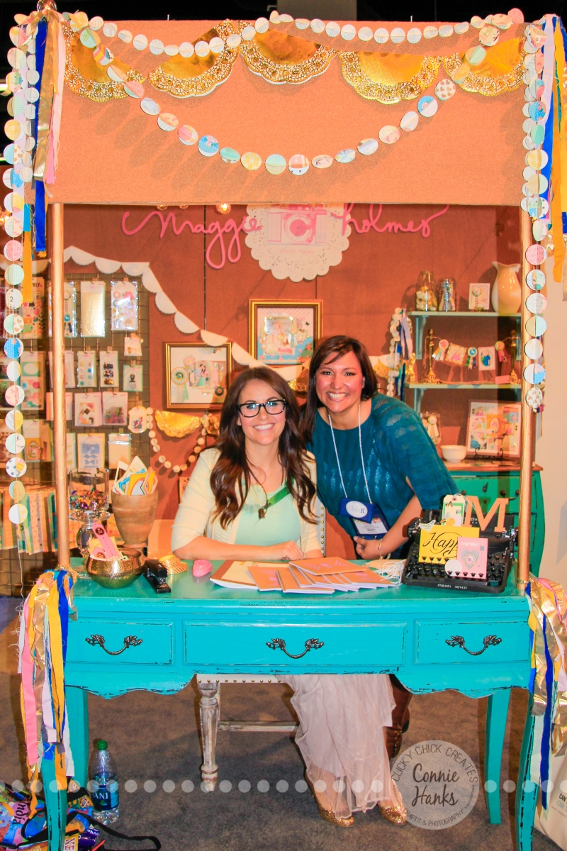 ClickyChickCreates.com // Connie Hanks and Maggie Holmes