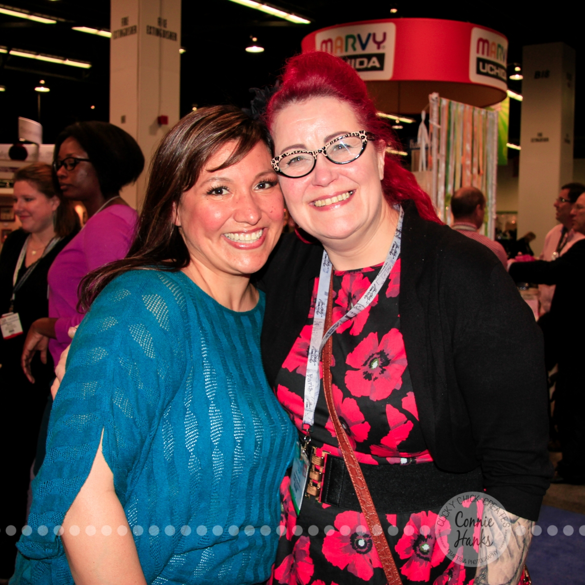 ClickyChickCreates.com // Connie Hanks and Dyan Reaveley