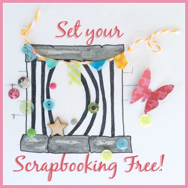 Set your Scrapbooking Free