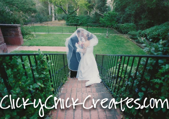 ClickyChickCreates.com // wedding, anniversary, endurance