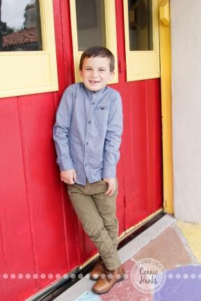 Connie Hanks Photography // ClickyChickCreates.com // Children head shots, photo session, Balboa park, boys