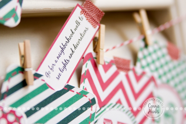 Connie Hanks Photography // ClickyChickCreates.com // Advent calendar, Christmas, printable, download, easy, Etsy, activity, experience, family, DIY