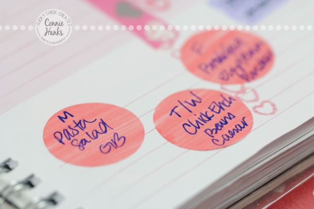 Connie Hanks Photography // ClickyChickCreates.com // #planneraddict, paper, planner, organization, tips, strategies, suggestions, customizing, inexpensive, cheap