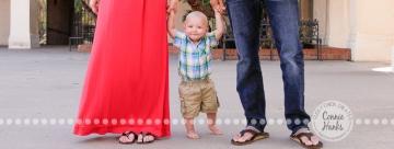 Connie Hanks Photography // ClickyChickCreates.com // family photography at Balboa Park, San Diego, California