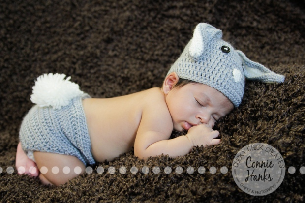 Connie Hanks Photography // ClickyChickCreates.com // San Diego newborn photography, family photo session, family photography, baby boy