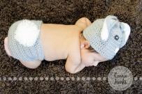 Connie Hanks Photography // ClickyChickCreates.com // San Diego newborn photography, family photo session, family photography, baby boy