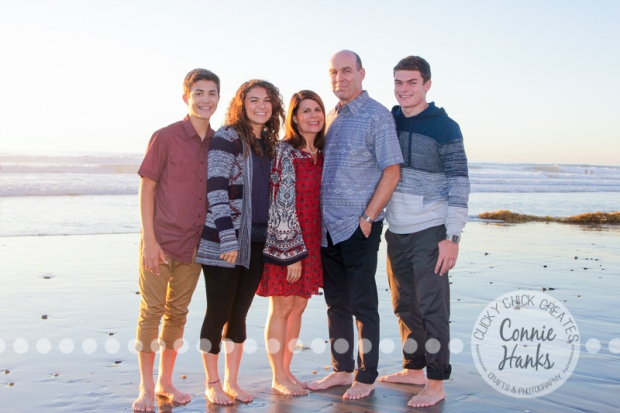 Connie Hanks Photography // ClickyChickCreates.com // San Diego family photo session, family photos,, Del Mar, Powerhouse, beach, real photos, family candids