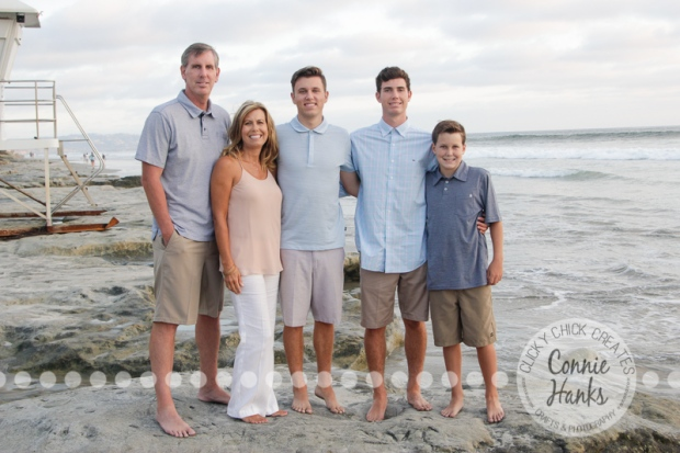 Chicago Family Beach Session San Diego Family Photographer