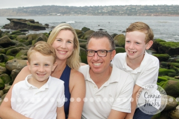 Connie Hanks Photography // ClickyChickCreates.com // family beach photos, San Diego family photography, family photo session, family photography, beach photography, couple, brothers, sons, siblings