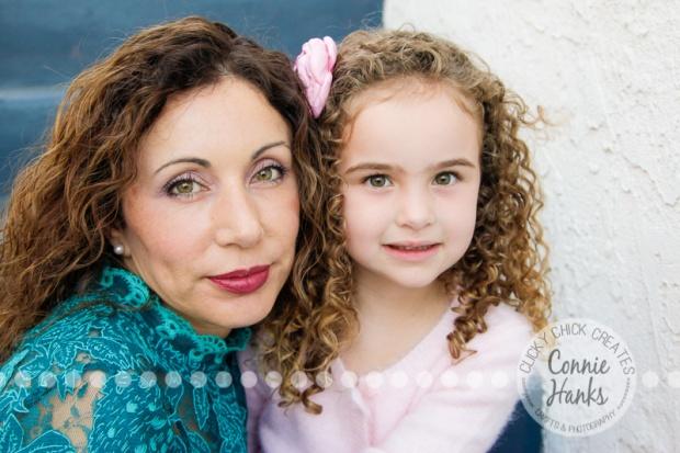Connie Hanks Photography // ClickyChickCreates.com // family photos, San Diego family photography, family photo session, family photography, colorful doors, Little Italy, urban landscape, cityscape