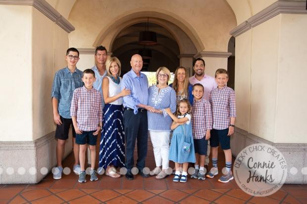 Connie Hanks Photography // ClickyChickCreates.com // multi-generation family photos, San Diego family photography, family photo session, siblings, Mission Bay, San Diego Hilton Mission Bay